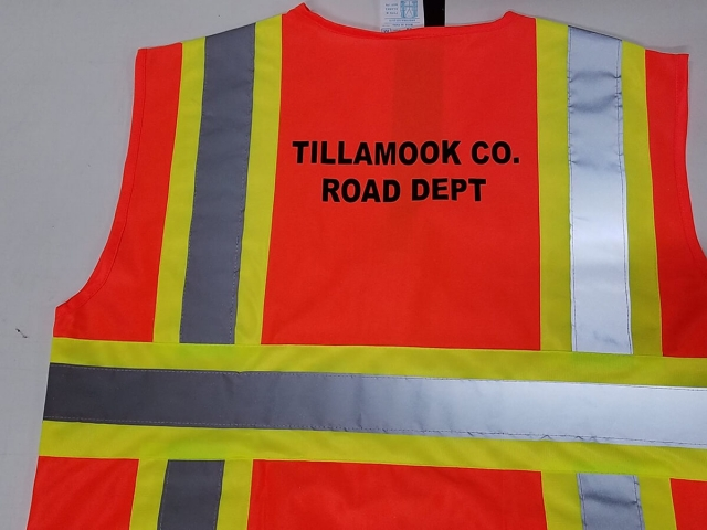 PSI Apparel Tillamook Oregon