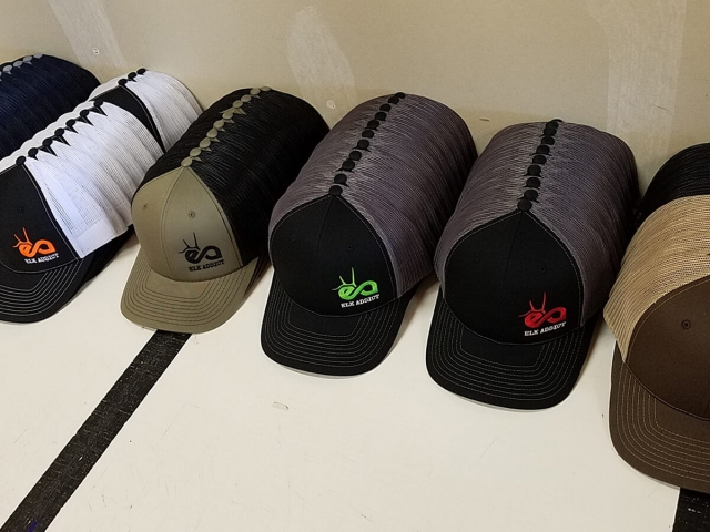 PSI Custom Design Hats
